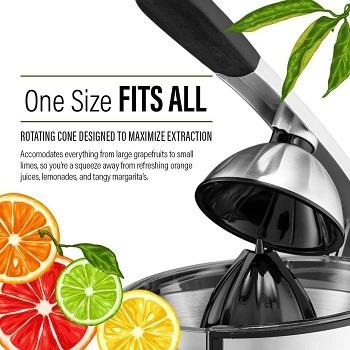 Gourmia Citrus Juicer Review