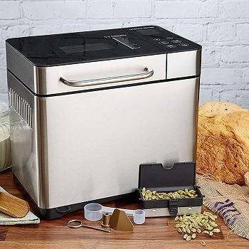 KBS Stainless Bread Machine Review
