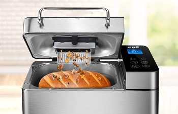 KBS Stainless Bread Machine