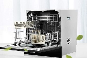 KUPPET Built-in-Countertop Dishwasher Review