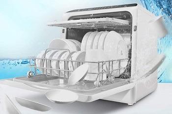 Kapas Portable Dishwasher Review