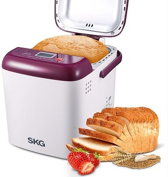 SKG Mini Bread Maker Review