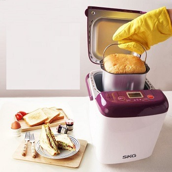 SKG Mini Bread Maker