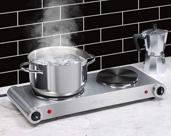 Sunavo Hot Plate Review