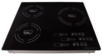 True Induction 3-Burner Hot Plate
