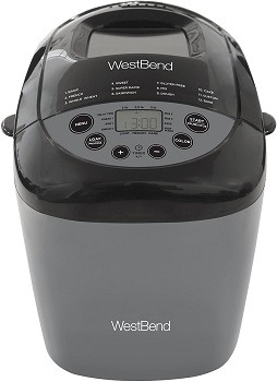 West Bend Bread Maker 3lb Review