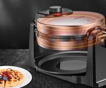 AICOOK Waffle Iron Review