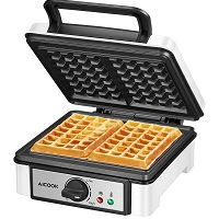 AICOOK Waffle Maker Rundown