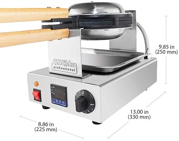 ALDKitchen Waffle Maker Review