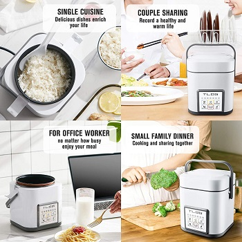 ARC-150 Travel Size Rice Cooker Review