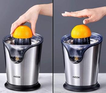 Aicok Orange Juicer Review