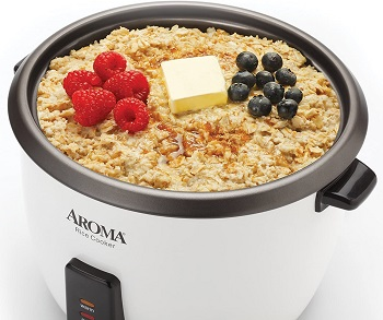 Aroma 32-Cup Rice Cooker