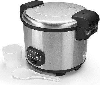 Aroma 60-Cup Rice Cooker Review