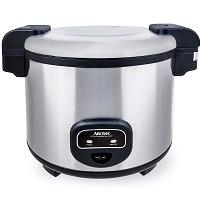 Aroma 60-Cup Rice Cooker Rundown