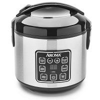 Aroma Rice Cooker Timer Rundown