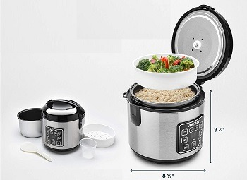 Aroma Rice Cooker Timer