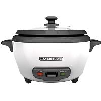 Black+Decker Rice Steamer Rundown
