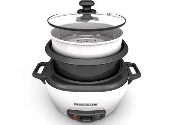 Black+Decker Rice Steamer