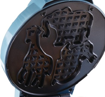 Brentwood Animal Shape Waffle Maker Review