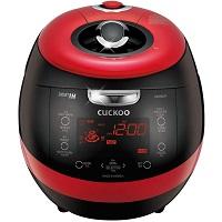 Cuckoo IH Pressure Rice Cooker Rundown