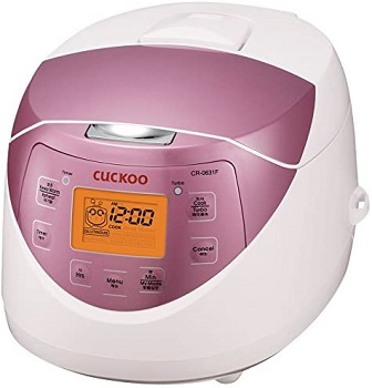 Cuckoo Micom Rice Cooker Review