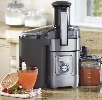 Cuisinart Juice Extractor Review