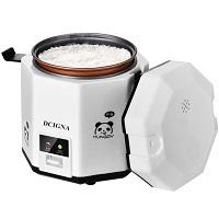 DCIGNA Personal Size Rice Cooker Rundown
