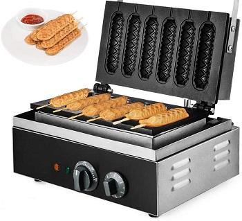 DNYSYSJ Waffle Maker Review