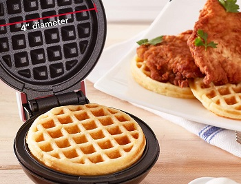 Dash DMS001PK Waffle Maker Review
