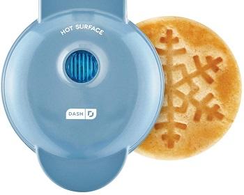 Dash Snowflake Waffle Maker
