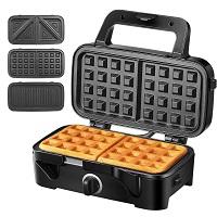 Decen 3-in-1 Waffle Maker Rundown