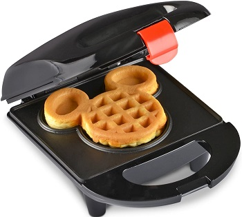 Disney DCM-9 Mickey Waffle Maker Review