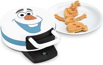 Disney Olaf Waffle Maker Review