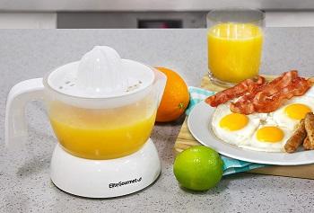 Elite Gourmet Orange ExtractorReview