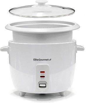 Elite Gourmet Rice Cooker Review