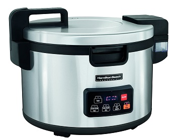 Hamilton Beach 90 Cup Rice Cooker