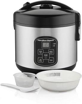 Hamilton Beach Rice Cooker Review