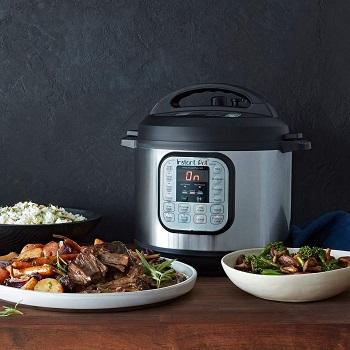 Instant Pot Rice Cooker & Steamer