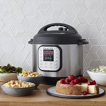 Instant Pot Rice Quick Cooker Review