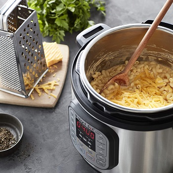 Instant Pot Rice Quick Cooker