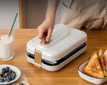 JSJYP Deep Fill Waffle Maker Review