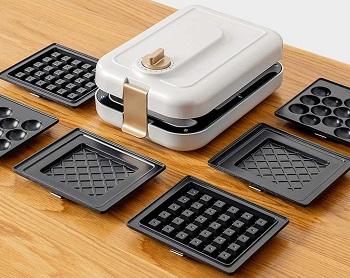 JSJYP Deep Fill Waffle Maker