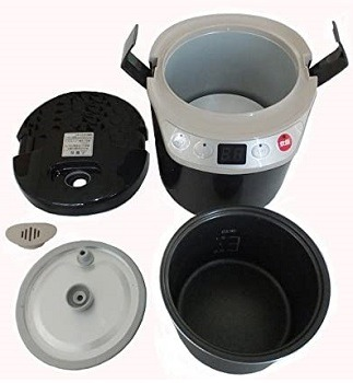 Koizumi Mini Rice Cooker Review