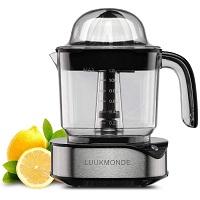 Luukmonde Lemon JuicerRundown