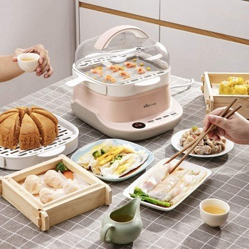 NC Rice Roll Steamer Machine Review