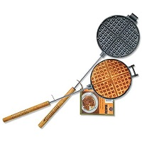 Orvis Chuck Wagon Waffle Iron Rundown