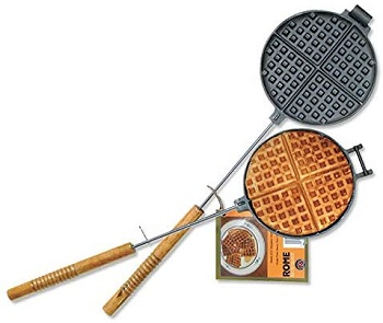 Orvis Chuck Wagon Waffle Iron