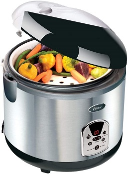 Oster 20-Cup Rice Cooker Review