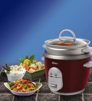 Oster Rice Cooker, Red Review