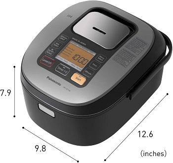 Panasonic 1L Rice Cooker Review